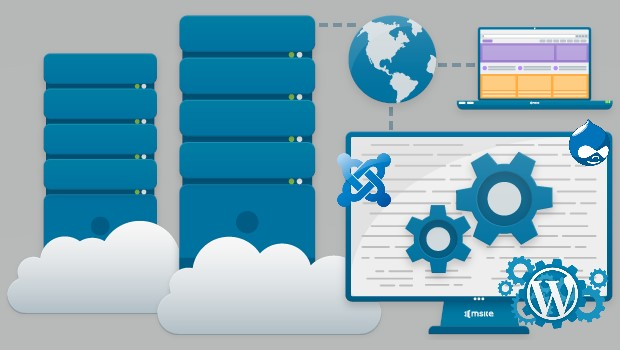 Web hosting en design