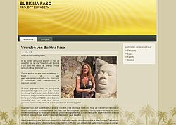 Burkina Faso - Project Elisabeth